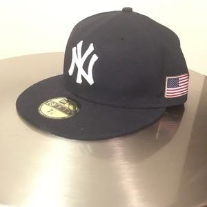 Accessories - Authentic Yankees Hat